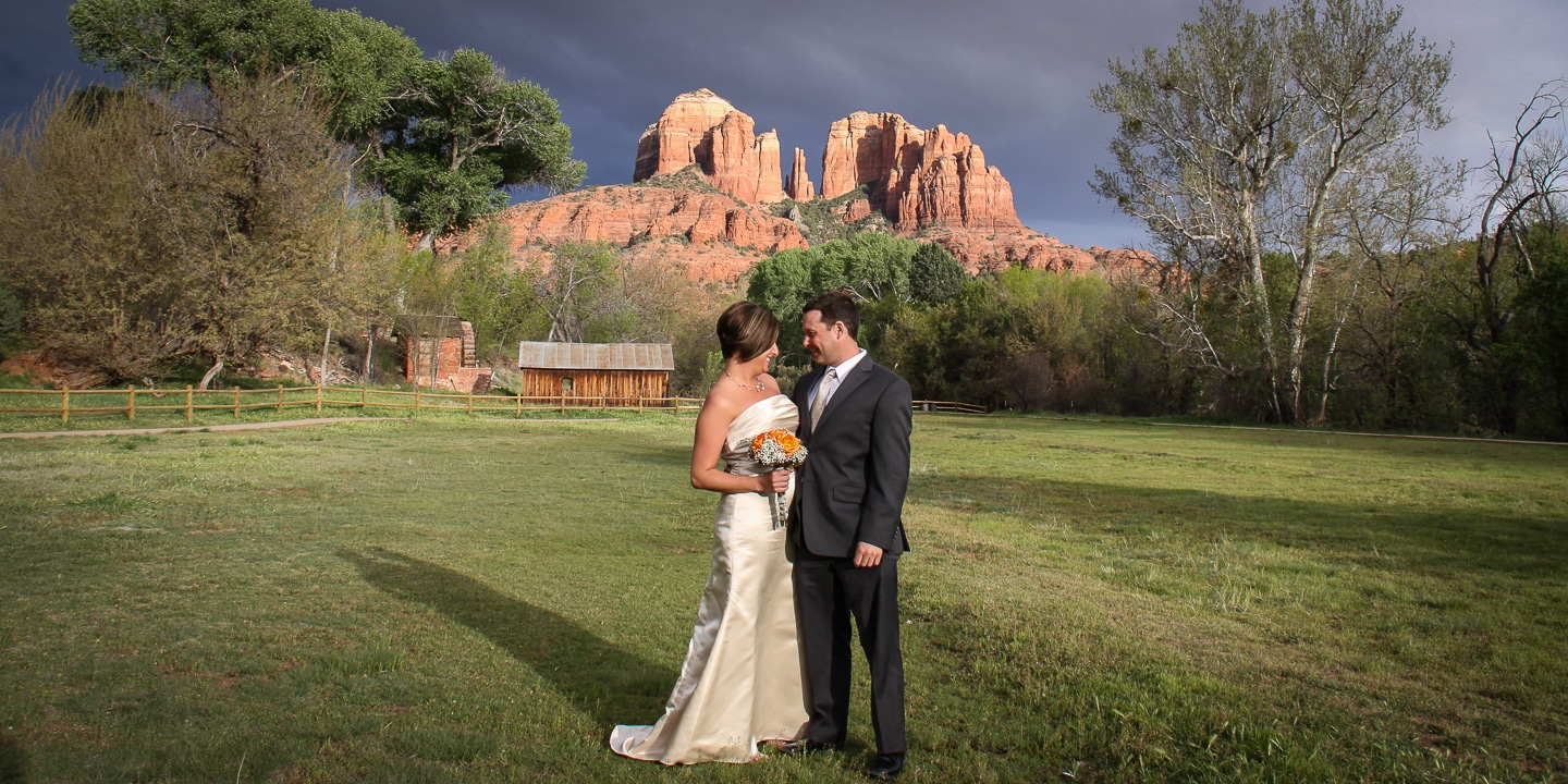 Sedona Elopement Weddings