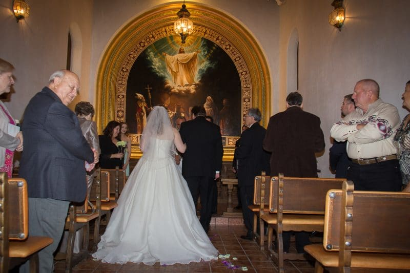 tlaquepaque chapel Sedona Elopement Weddings