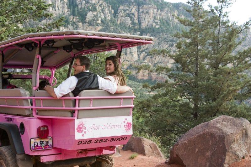 Merry Go Round Rock Wedding Location