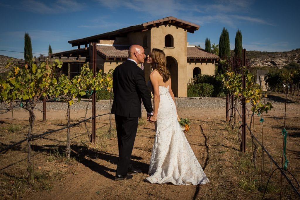 Alcantara Vineyards Wedding