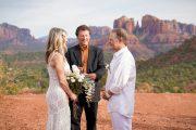 Scot from Sedona Elopement Weddings at Sedona's Wedding Tree Knoll